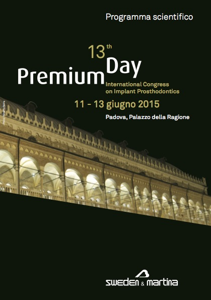 13th PremiumDay International Congress on Implant Prosthodontics
